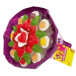 Look-O-Look Candy Flower Bouquet (145g)