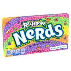 Rainbow Nerds Theatre Box Single