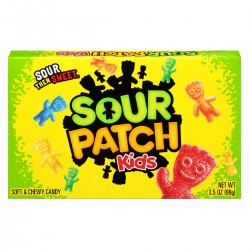 Sour Patch Theatre Box Single
