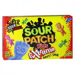 Sour Patch Extreme Theatre Box Single