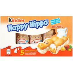 Kinder Happy Hippo Hazelnut (5 Pack)