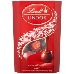 Lindt Lindor Milk Chocolate Cornet (200g)