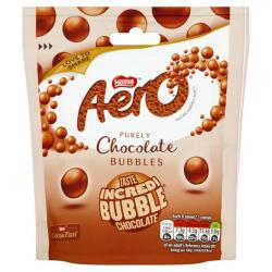 Aero Bubbles Milk Chocolate Pouch Sharing Bag (102g)