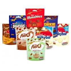 Nestle Sharing Bags Assorted Box