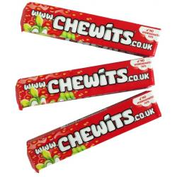 Chewits Roll - Strawberry Single