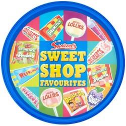 Swizzels Sweet Shop Favourites 750g Tub